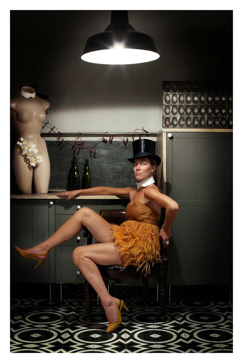 Amandine AIX-2 Portraits photography - Jean Bastien Lagrange