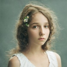 Children Portrait / Alina Mayboroda / Autumn Flowers