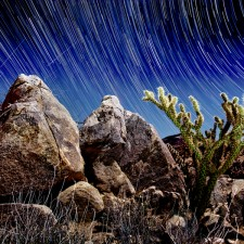 Night photography / Tom Lowe Chollo_Trails