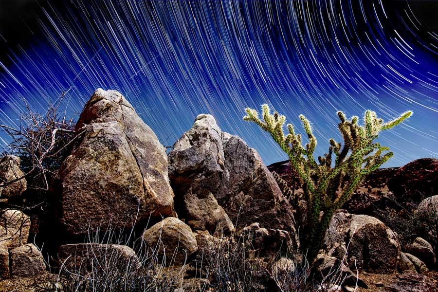 Night photography / Tom Lowe Chollo_Trails