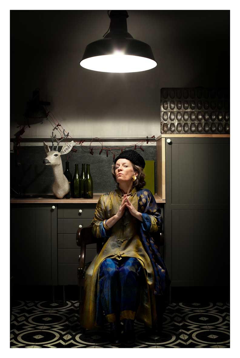 Dode AIX-2 Portraits photography - Jean Bastien Lagrange