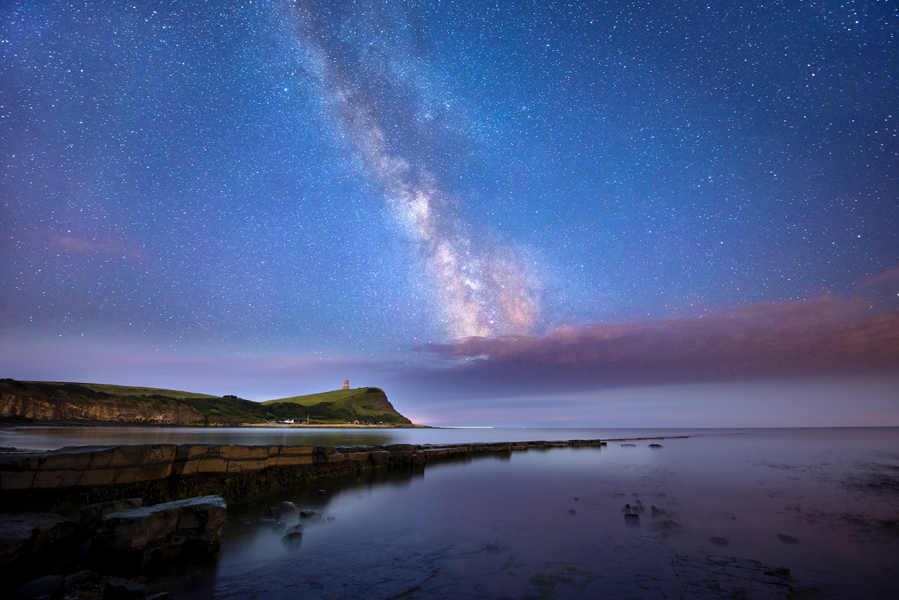 Kimmeridge Bay remaped website- Ollie Taylor – Nightscape Photographer