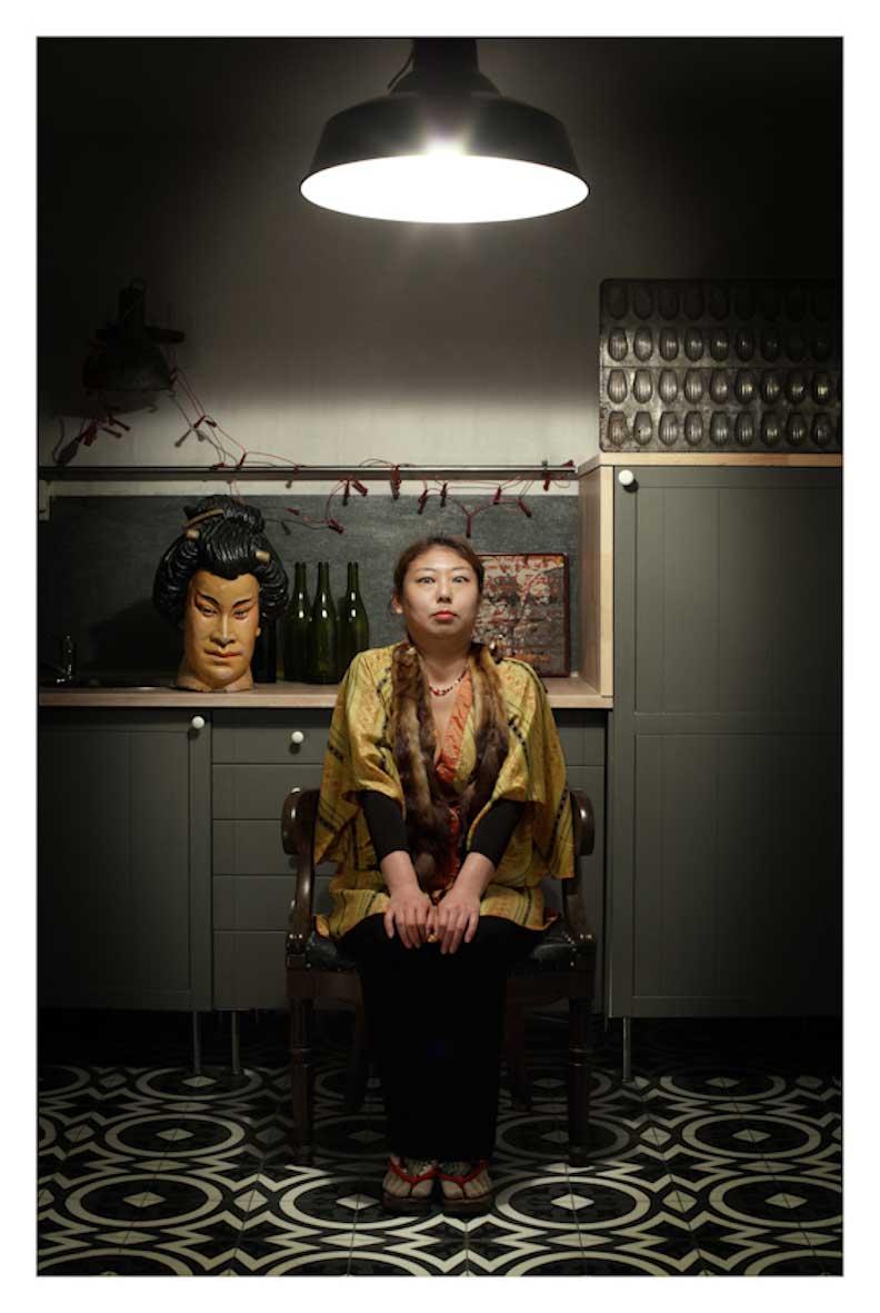 Maiko AIX-3 Portraits photography - Jean Bastien Lagrange