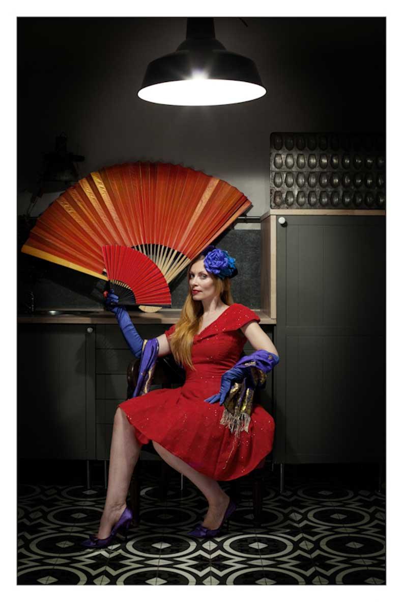 Stephanie AIX-3 Portraits photography - Jean Bastien Lagrange