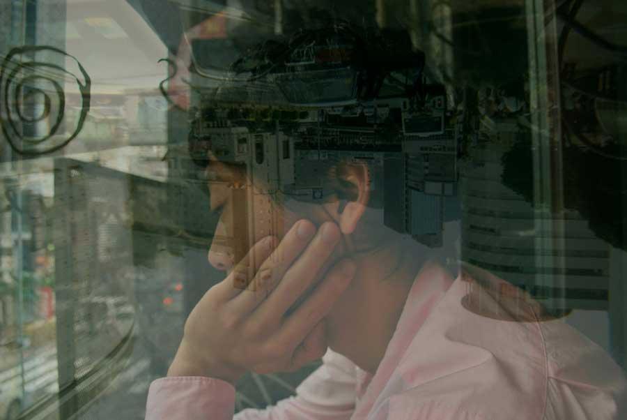 Thinking - Kobe by Guadalupe Acevedo - Urban spaces
