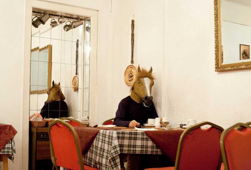 Tirage 16 Horse 30x45