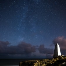 Portland Bill Obelisk- Ollie Taylor – Nightscape Photographer