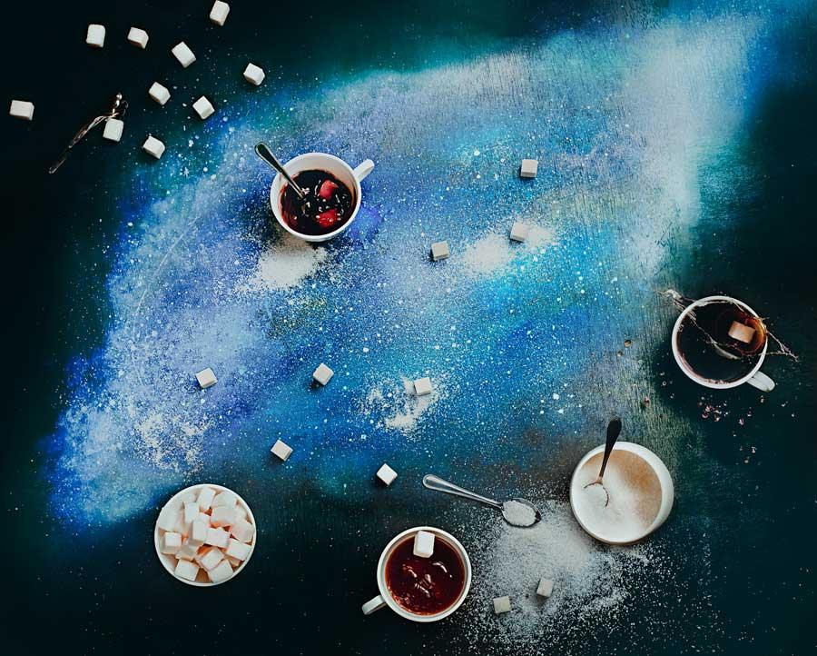 Sugar nebula Dina Belenko