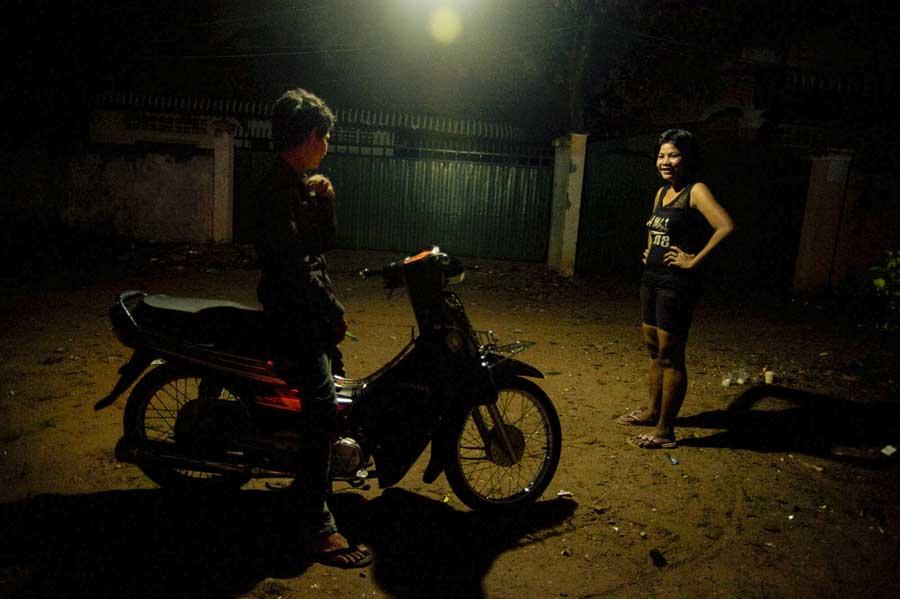 Documentary photographer - Saikat Mojumder Innocence to 'living in sin 01