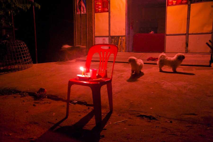 Documentary photographer - Saikat Mojumder Innocence to 'living in sin 09