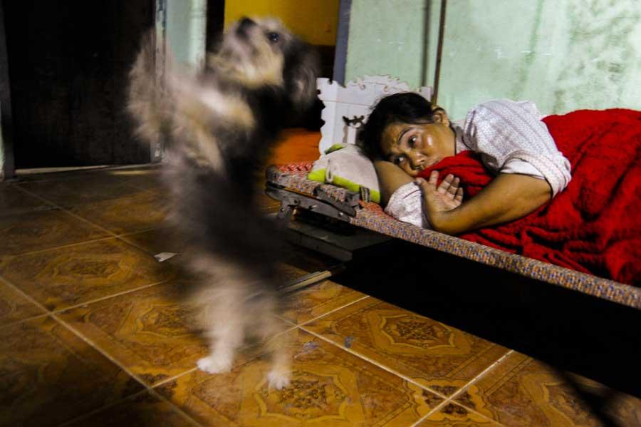 Documentary photographer - Saikat Mojumder Innocence to 'living in sin 10