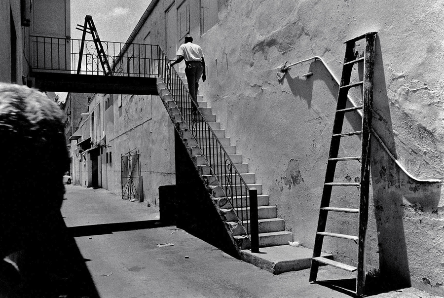 Edward Yanowitz men & ladders