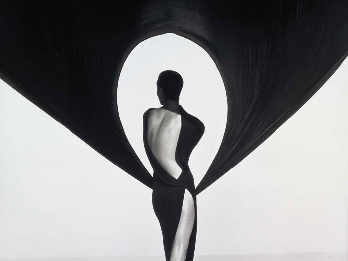 Exhibition of Herb Ritts: Work