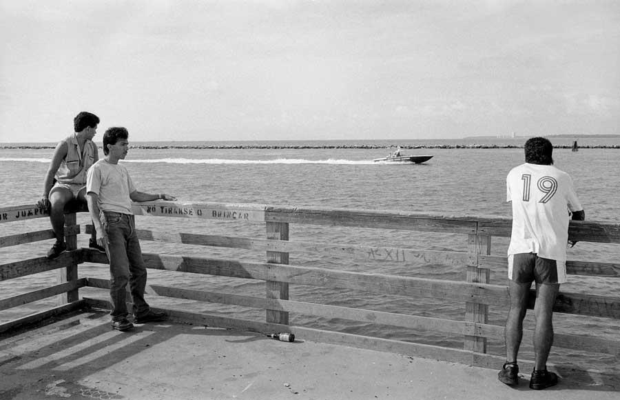 South Beach Pier