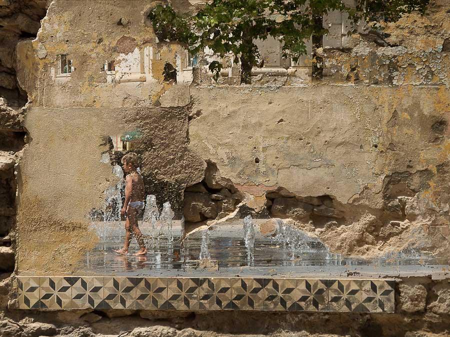 Summer Heat Sandrine Arons