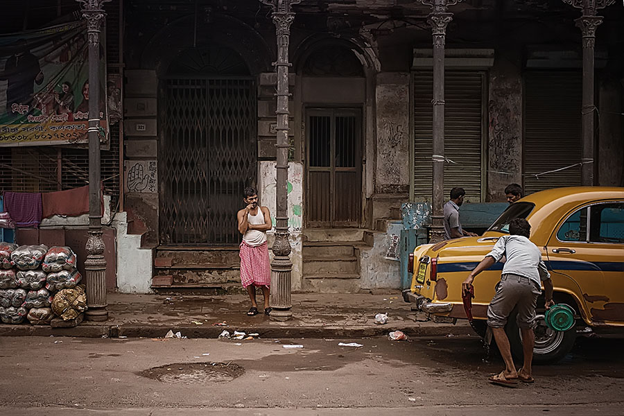 Streets of Kolkata by Nick Ng