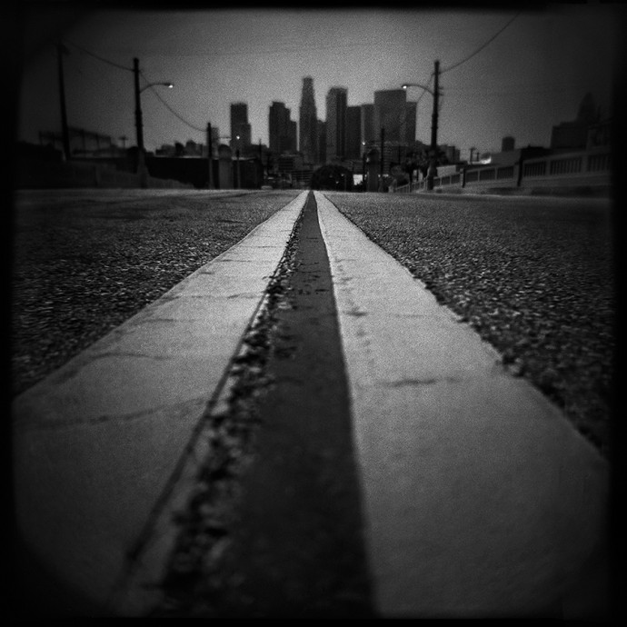 Thomas Alleman : Sunshine & noir – Photographs of Los Angeles