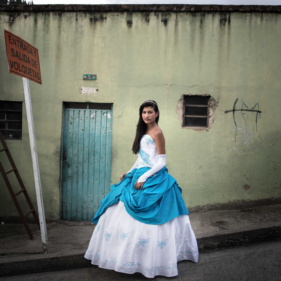 """Iasbleidy Bogota, November 2014 The """"Quinceañera"""" of Iasbleidy was a surprise party organized by her parents. When asked his parents when they prepare for this feast, they answer that it's been over 15 years..."""