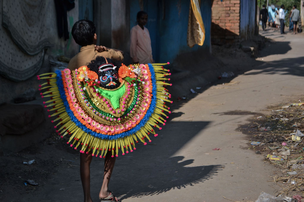 Seraikela chhau and purulia chhau drama essay
