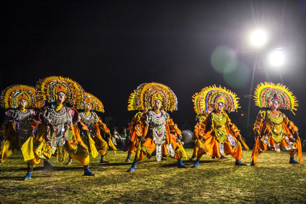 13 important types of Indian folk dance