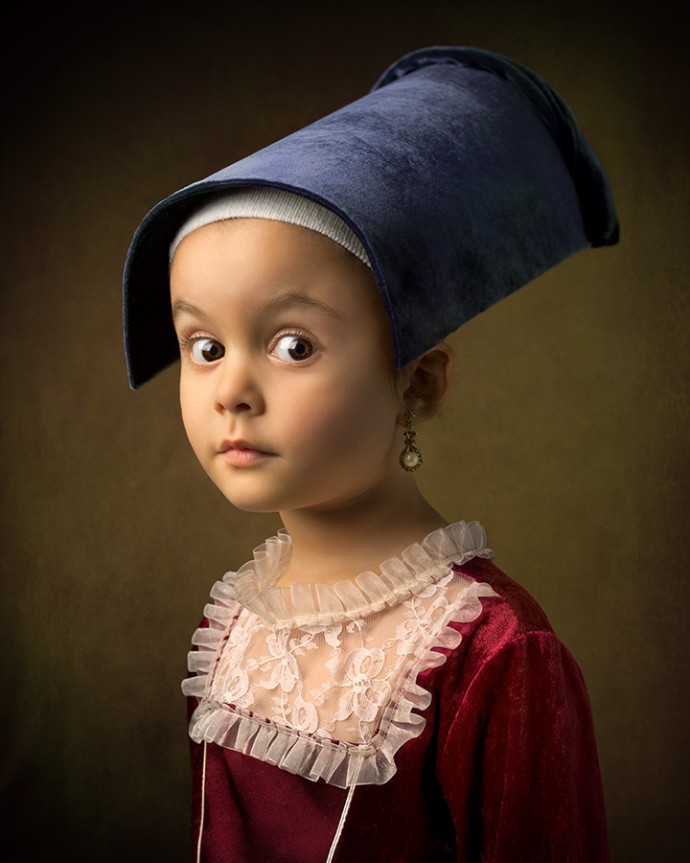 Bill Gekas ; Fine art portrait photographer