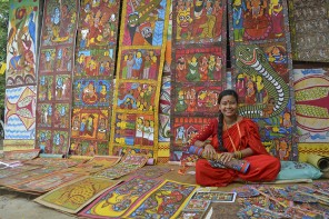 Patachitra : A visual storytelling tradition by Arunima Mondal