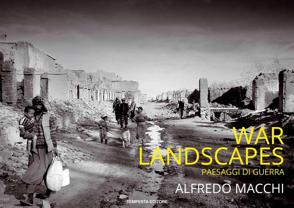 COVER WAR LANDSCAPES
