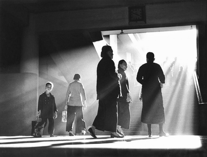 Fan Ho: Into The Light, a solo exhibition of vintage silver gelatin prints