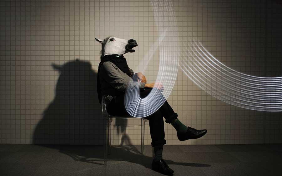human-horse-by-Chris-Noelle