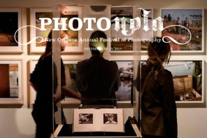PhotoNOLA 2015 : The Tenth Annual Festival of Photography in New Orleans