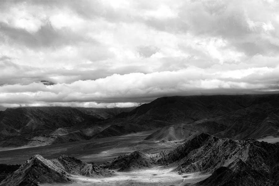 Magical land of Ladakh, India