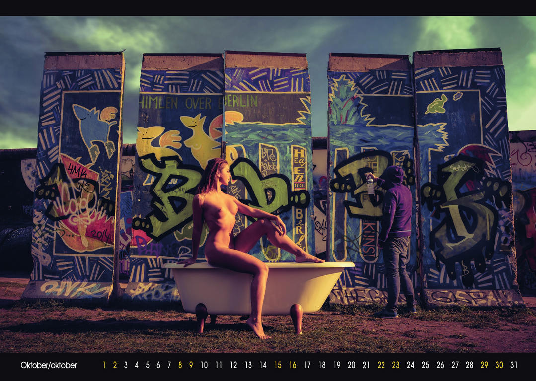 Painted by Kristian Liebrand • 1x Photo Gallery