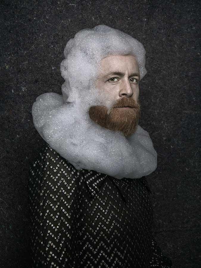 wig series - nair