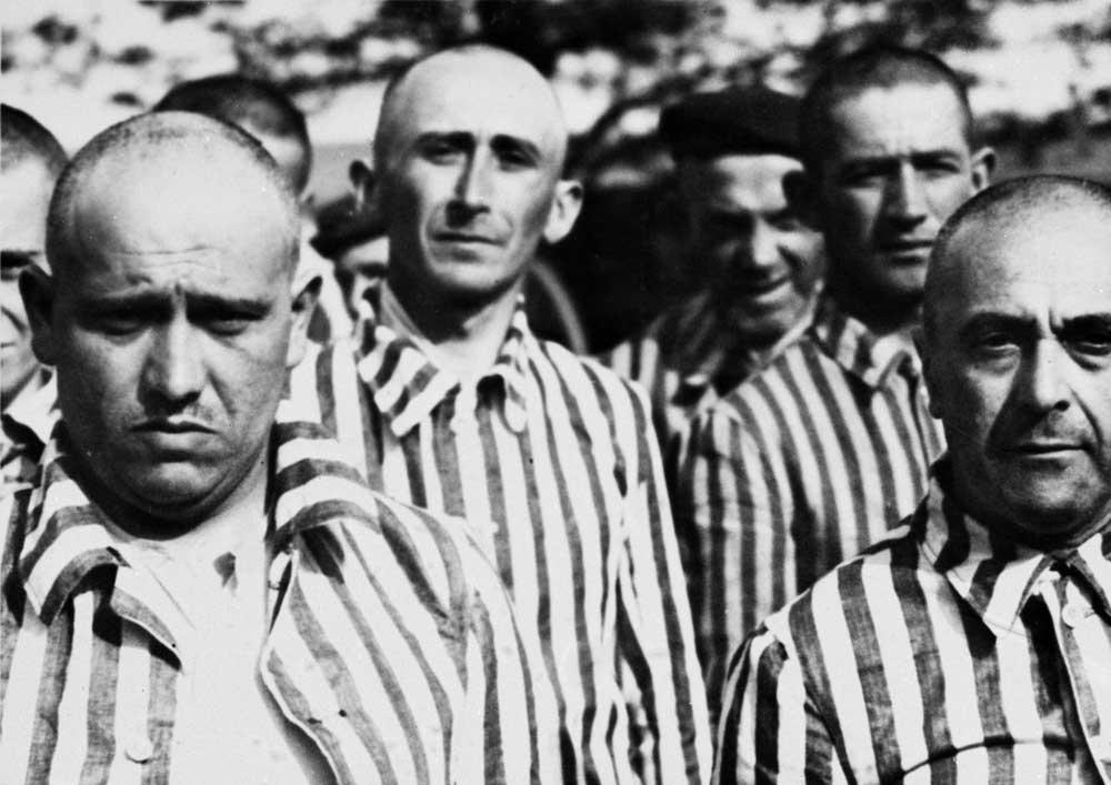 Auschwitz Album. After delousing, 1944
