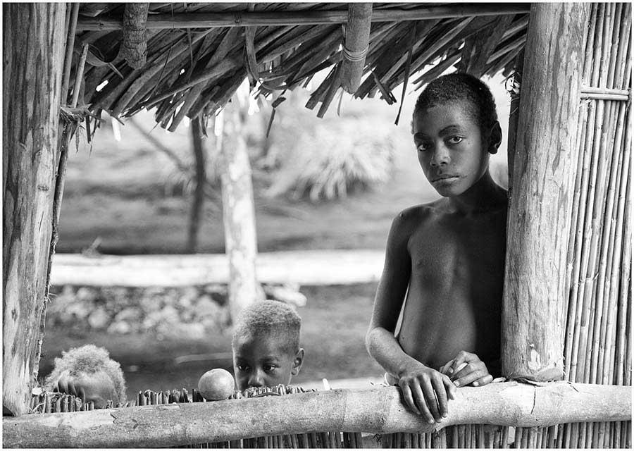 Vanuatu Travel - Custom Village Louinio