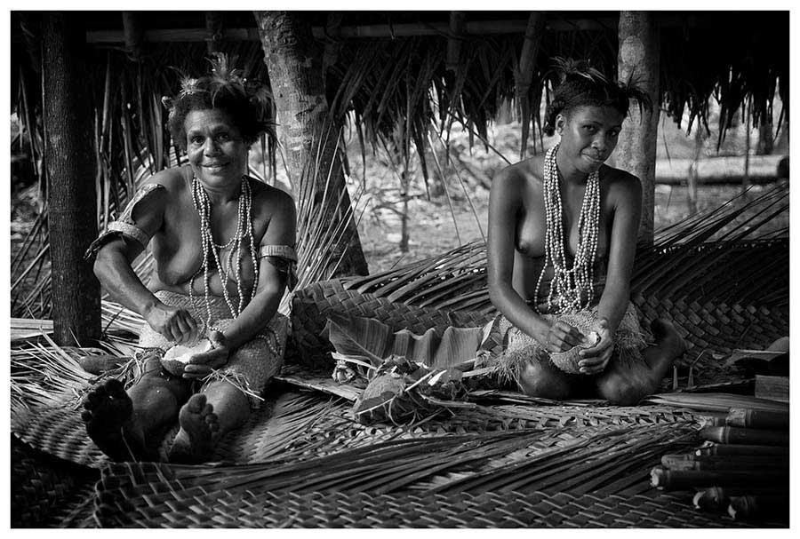 Vanuatu Travel - Small Nambas Custom Village