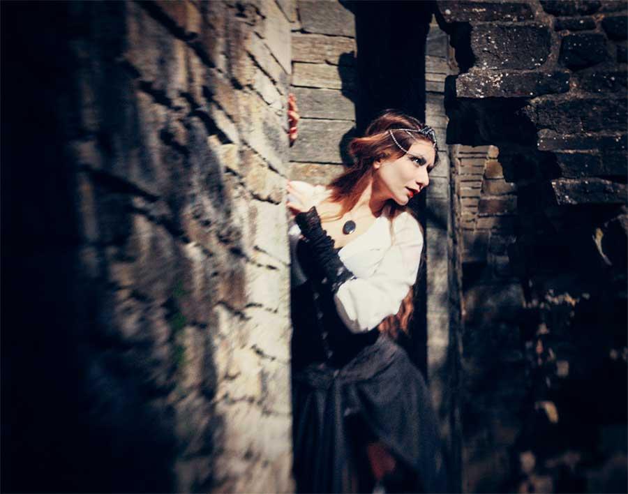 Untold Stories by Raluca Caragea