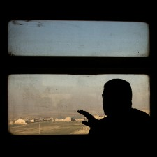 Train passanger 1
