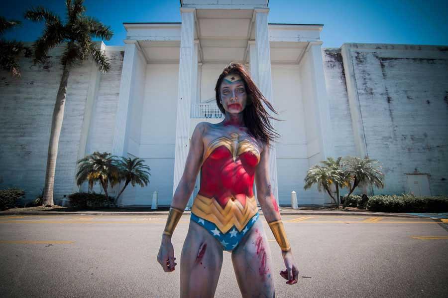 ZombieWonderWoman
