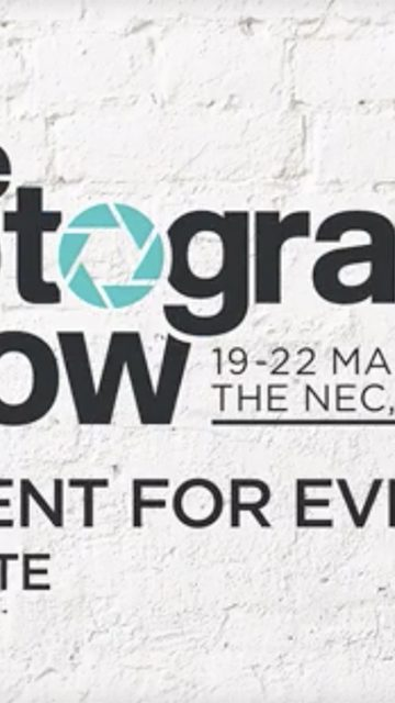 The Adobe Theatre Returns to The Photography Show 2016