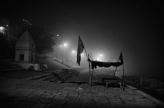 The Sacred City, Varanasi by Indranil Aditya