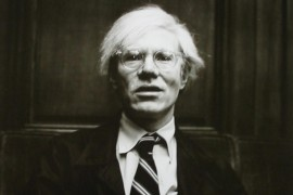 Peter Hujar Andy Warhol (III), 1975 vintage gelatin silver print 20 x 16 inches; 50.8 x 40.6 cm © The Peter Hujar Archive LLC