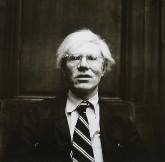 Peter Hujar Andy Warhol (III), 1975 vintage gelatin silver print 20 x 16 inches; 50.8 x 40.6 cm © The Peter Hujar Archive LLC