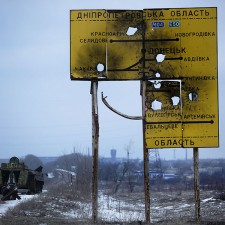 Debaltsevo Surrender to the Pro-Russian Rebels