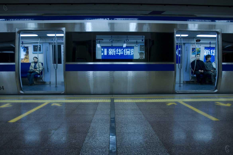 Beijing Subway-Beijing-China