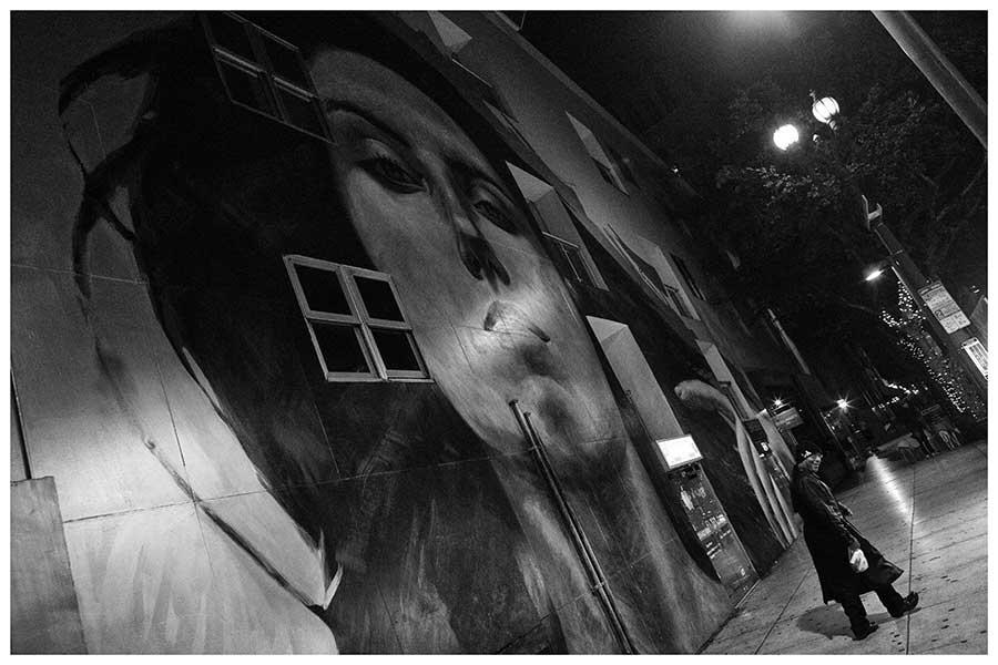 LA Noir - Streets of Downtown