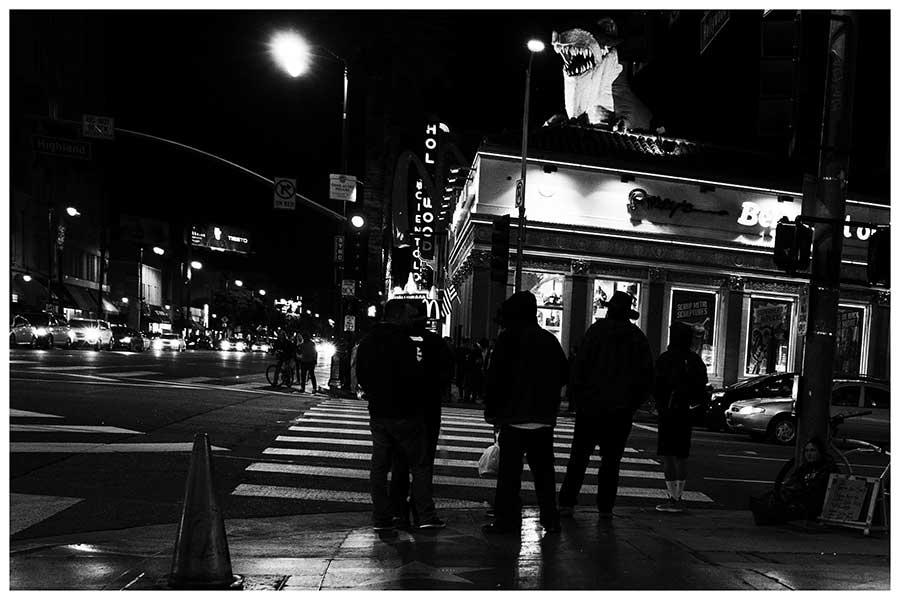 LA Noir - Streets of Hollywood