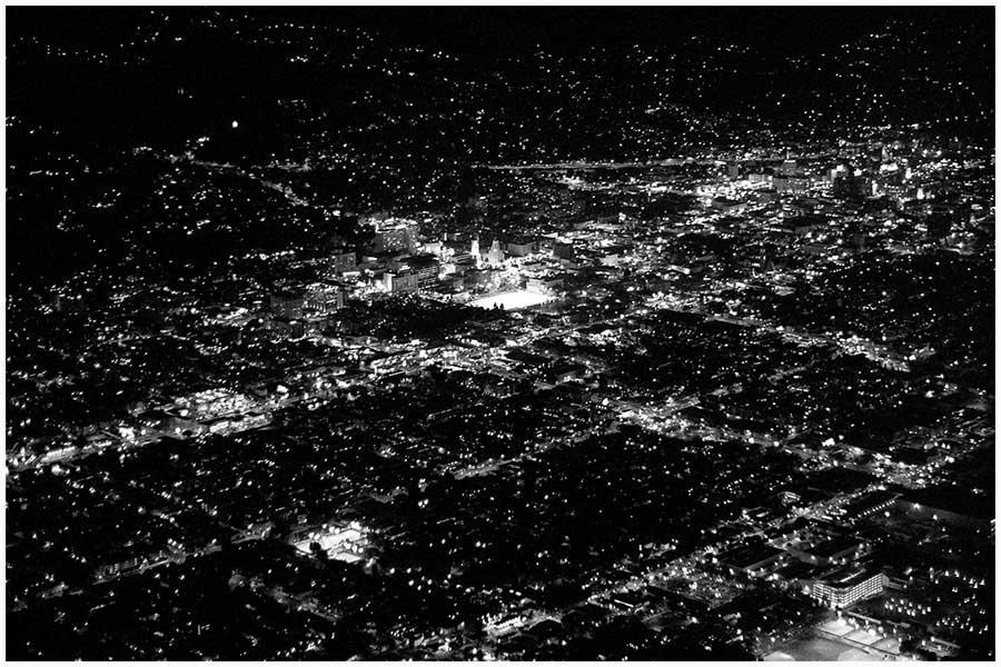 Los Angeles Areal Views