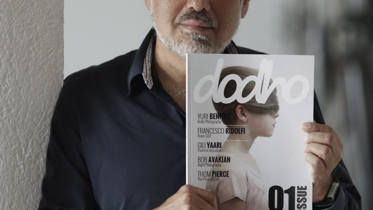 Interview with Yuri Benitez; Published in our print edition #01