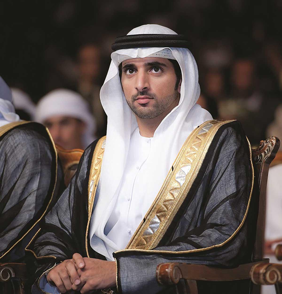 H.H. Sheikh Hamdan bin Mohammed bin Rashid Al Maktoum
